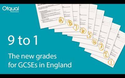 GCSE grades