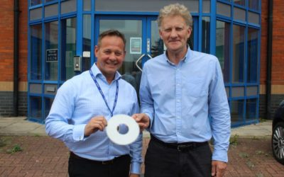 EXETER ENTREPRENEUR – DESIGNS LIGHT PROTECTOR FOR CHILDREN'S PRAMS & BUGGIES